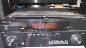 Pioneer Elite receiver, 7 X 110 Watts, excellent condition for Sale in Oceanside, CA