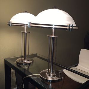 2 Lamps for Sale in Des Moines, WA