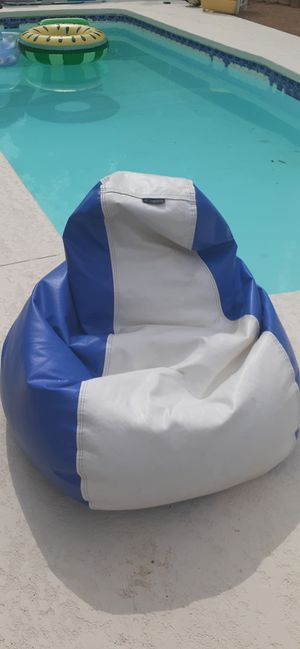 Sea rider beanbag chair for Sale in St. Petersburg, FL