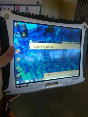 Panasonic toughbook Strongest, Police, Construction, Military for Sale in Los Angeles, CA