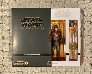 Star Wars Black Series The Armorer- Pulse Con Exclusive for Sale in Chino, CA