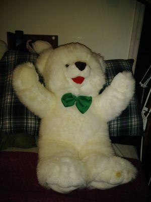 White teddybear for Sale in Auburndale, FL