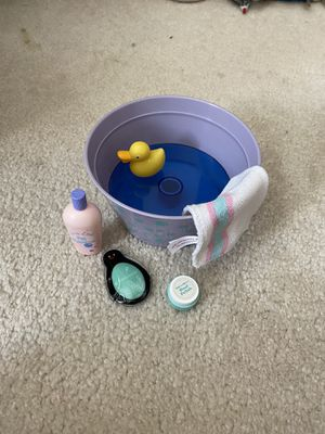 American Girl Doll PET BATH SET! for Sale in Mission Viejo, CA
