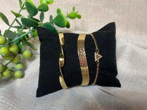 3 PC Women Charm Fashion Bracelets Jewelry Elegant Bracelet for Sale in Irvine, CA