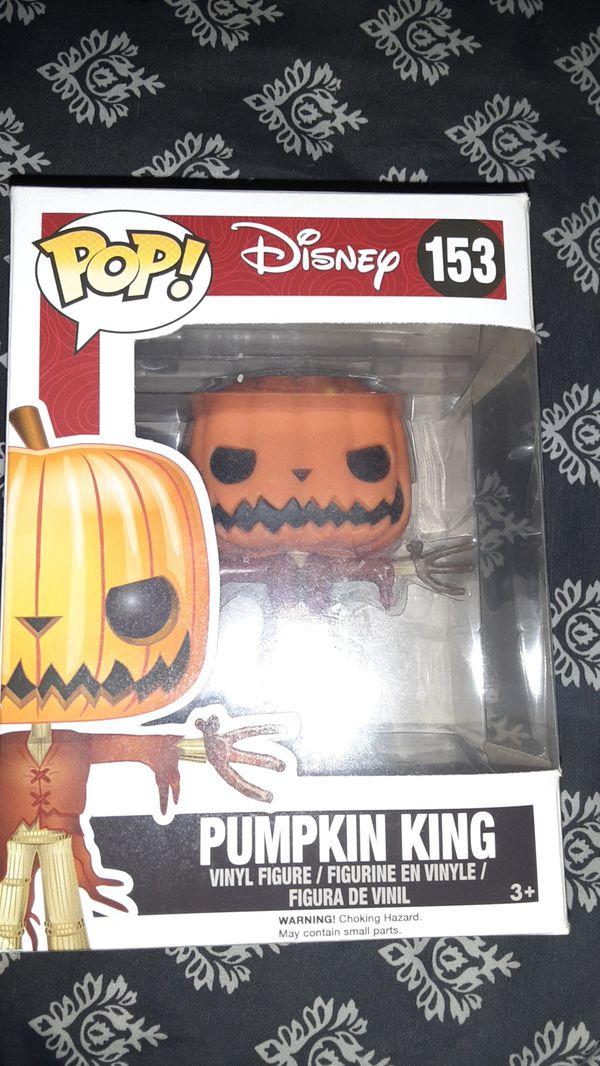 Pop pumpkin king