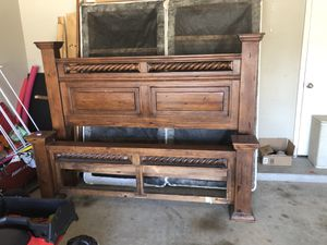 King Size Bed for Sale in Owasso, OK