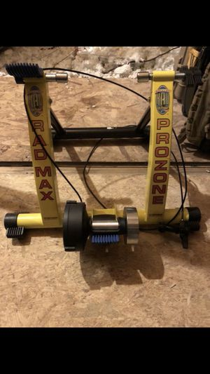 Rad max Pro Zone bike trainer for Sale in Hendersonville, TN