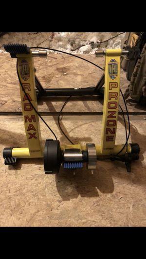 Rad max Pro Zone bike trainer for Sale in Hendersonville, TN