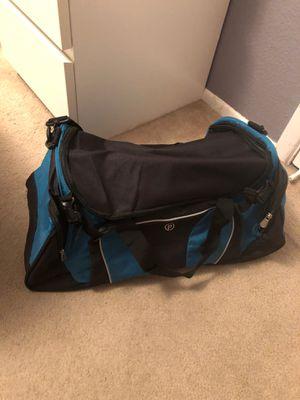 Blue and Black Duffle Bag for Sale in Phoenix, AZ