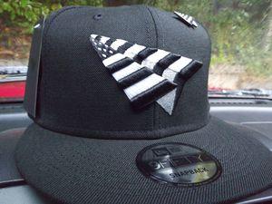 Rocnation Paper Planes adjustable snapback hat for Sale in Huntsville, AL