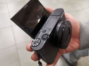 Sony Camera RX100 M5 20.1 MP Digital Camera - Black for Sale in Jamestown, NC