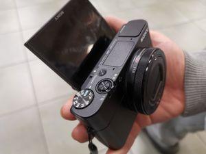 Sony Camera RX100 M5 20.1 MP Digital Camera - Black for Sale in Jamestown, NC