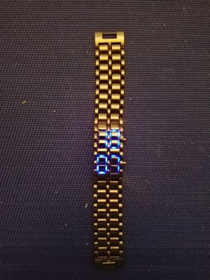 Cool LED watch for Sale in Detroit, MI