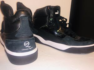 Alexander McQueen puma high top sneakers size 9.5 for Sale in Dublin, OH