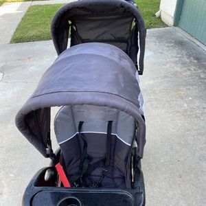 Baby Trend Sit & Stand Double Stroller for Sale in Spring Valley, CA