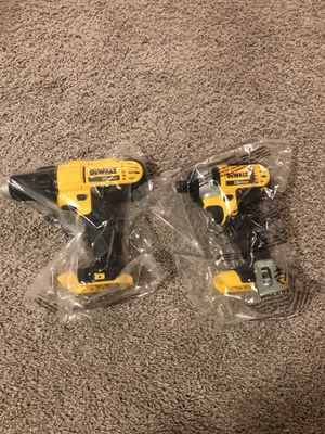 Dewalt impact and drill brand new for Sale in Boise, ID