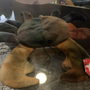 Claude the Lobster Rare Beanie Baby for Sale in Chagrin Falls, OH