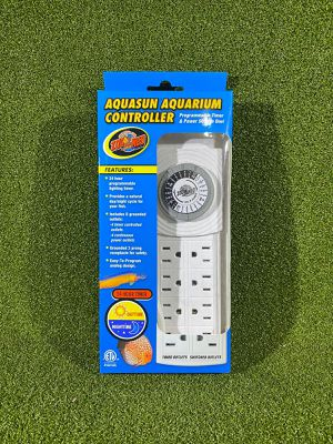 Zoo Med Aquasun Aquarium Controller for Sale in Las Vegas, NV