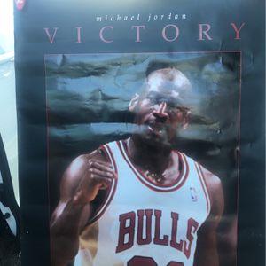 "MJ Poster 24""X36"" Bill Board for Sale in Hallandale Beach, FL"