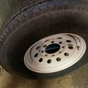 New Trailer Tire 16.5 LR 5 for Sale in Bolton, CT