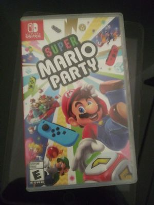 mario party switch for Sale in Bronx, NY
