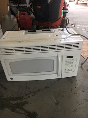GE Microwave Oven for Sale in Round Rock, TX