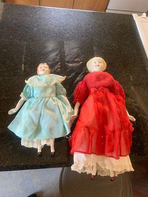 Antique Porcelain Dolls for Sale in Mentone, CA