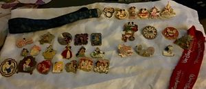 Original Disney pins (prices vary) Reduced! for Sale in Lutz, FL