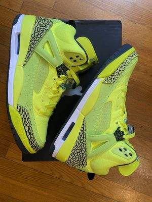 "AIR JORDAN SPIZIKE ""2013 BHM"" SZ 11 for Sale in Alexandria, VA"