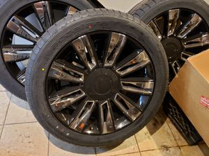 2015 - 2017 Cadillac escalades rims for Sale in Cranston, RI