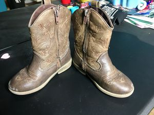 Toddler boots for Sale in Tucson, AZ