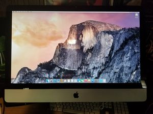 27 in iMac 16gb Ram 1tb hdd for Sale in Euclid, OH