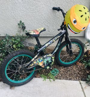 Bike and Helmet for Sale in Waterford, CA
