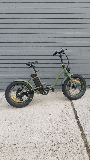 "NEW Electric Bicycle ""TJC"" Moss Chaos for Sale in San Diego, CA"