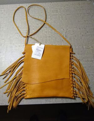 Hobo crossbody Fringe bag for Sale in Dallas, TX