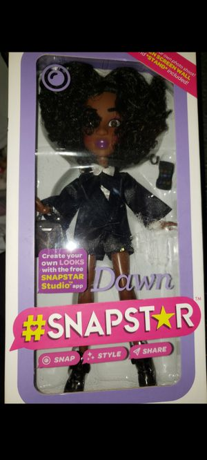 Snapstar dawn doll for Sale in Rancho Cucamonga, CA