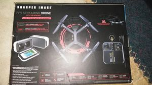 Sharper Image Drone DX-4 Streaming Drone with VR Headset for Sale in Miami, FL