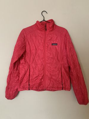 Patagonia Small Pink Nano Puff Jacket for Sale in San Jose, CA