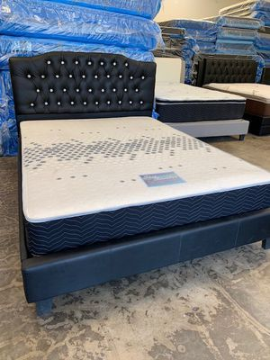 Queen Bed With Mattress Included! for Sale in Santa Ana, CA