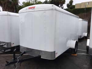 2019 Mirage 6x12 Enclosed Cargo Trailer for Sale in Oceanside, CA