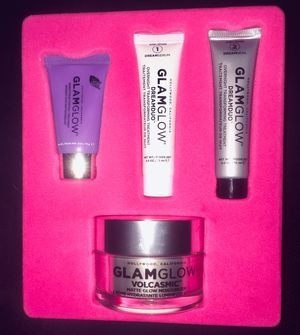 Brand New!! GLAMGLOW Volcasmic Sexy Trio Set for Sale in Seattle, WA