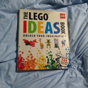 The Lego Ideas Book Unlock Your Imagination Over 500 Ideas From Lego Fans for Sale in Pomona, CA