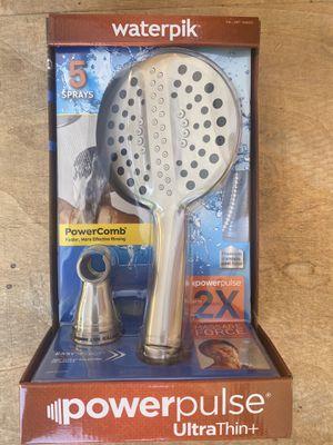 Waterprik ultra thin spa shower head for Sale in Orange, CA