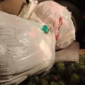 Baby Clothes Boys Newborn To 18 Mo. Few Bigger ,Girls Newborn To 18 Mo. A Few Bigger Girls Clothes Size 2 Kirkland Diapers All Free ,Shaw And Polk for Sale in Fresno, CA