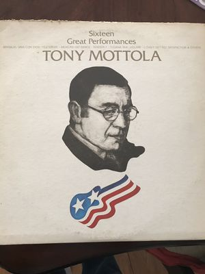 Tony mottola sixteen great performances for Sale in Boynton Beach, FL