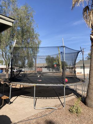 Trampoline for Sale in Fort McDowell, AZ