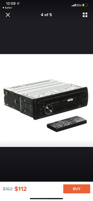 Sony Car Audio CD Player Stereo for Sale in San Jose, CA