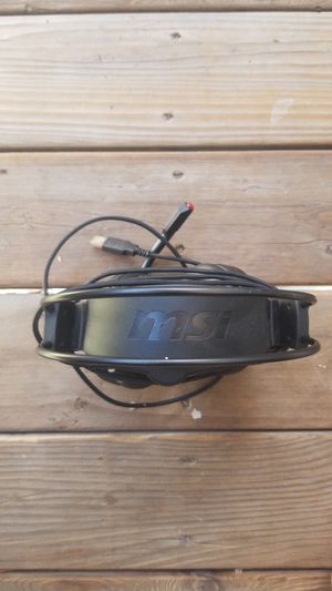 MSI Gaming Headset for Sale in Denver, CO