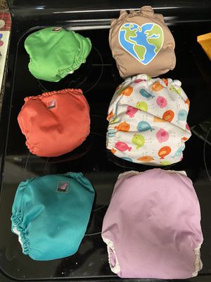 Newborn/small cloth diapers for Sale in Sun City, AZ