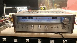 vintage pioneer stereo receiver sx-580 for Sale in Los Angeles, CA
